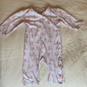Kissy Kissy Princess pajamas